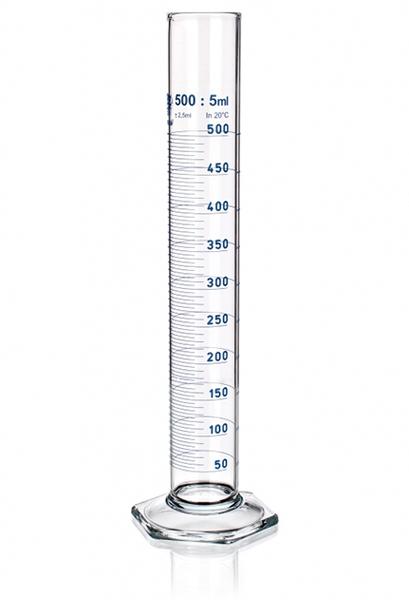 Цилиндр высокий, класс 1, 25 мл
