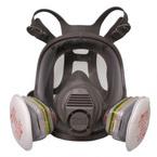 Полнолицевая маска «ЗМ» серии 6000