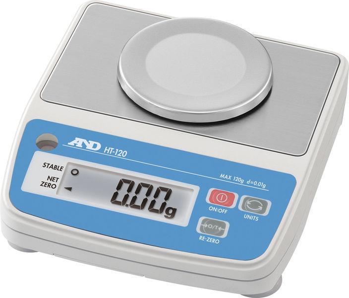 Лабораторные весы AND НТ-120