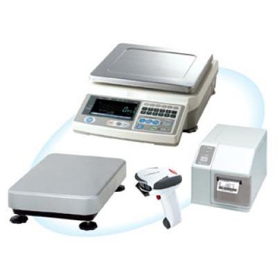Счетные весы AND FC-500Si