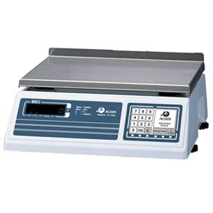 Настольные весы Acom PC-100W-10B