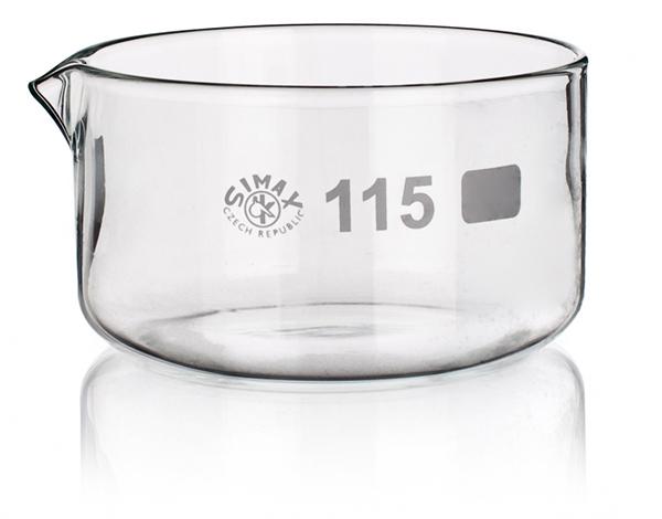 Чашка кристаллизационная, с носиком, 300 мл
