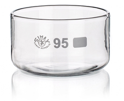 Чашка кристаллизационная, 2700 мл, без носика