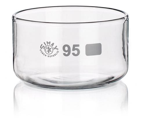 Чашка кристаллизационная, 20 мл, без носика