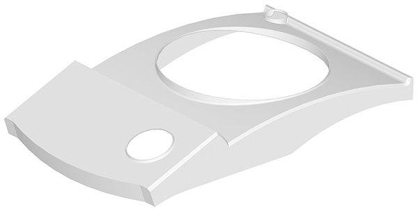 Защитный силиконовый чехол Heidolph для магнитных мешалок MR Hei-Tec, MR Hei-End