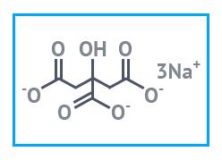 Натрий цитрат (лимоннокислый натрий)