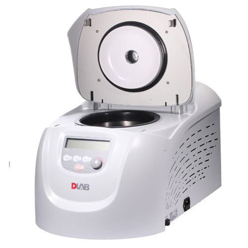 24-местная высокоскоростная микроцентрифуга D3024
