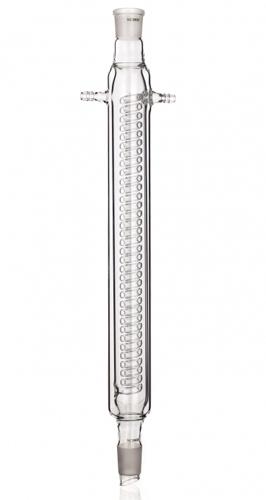 Холодильник Димрота, 160 мм, увеличенные шлифы