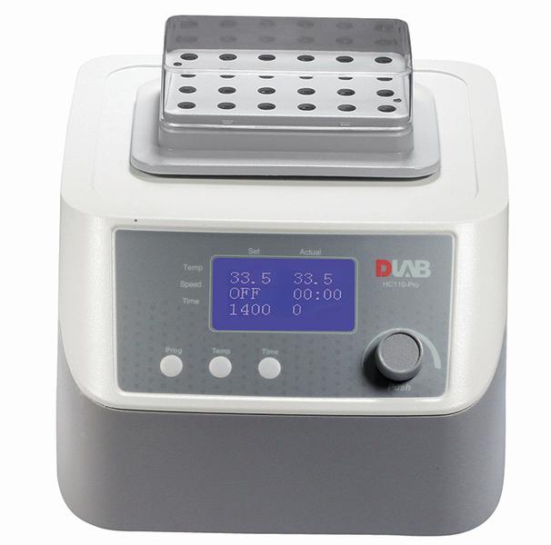 Термоциклер Dragon Lab HM110-Pro сухая ванна с охлаждением