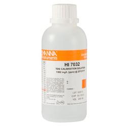 Буферный раствор для калибровки HI 7032, 1382 мг/л, 500 мл