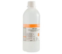 Буферный раствор для калибровки HI 7035, 111 800 мкС/см, 500 мл