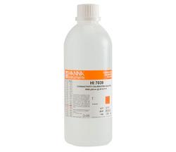 Буферный раствор для калибровки HI 7039, 5000 мкС/см, 500 мл