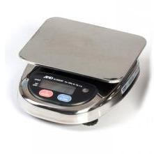 Компактные влагозащищенные весы AND HL-3000LWP