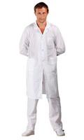 Халат мужской белый р. 48-50 рост 182/188 см