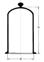 Колпак для банок, 200х350 мм
