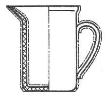 Кружка 65/110 мм/250 мл №1