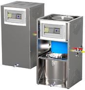 Аквадистилляторы медицинские электрические типа АЭ (со встроенным баком-накопителем)
