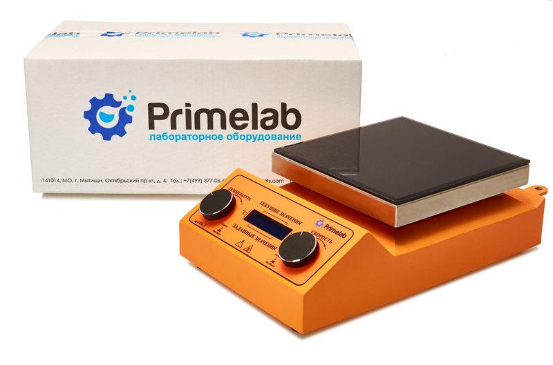 Магнитная мешалка с подогревом Primelab PL-HR-21.0