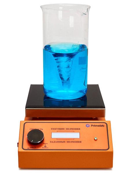 Магнитная мешалка без подогрева Primelab PL-R-21.0