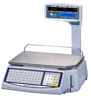 Весы с печатью этикеток Acom NETS-15