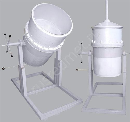 Нутч-фильтр (емкостной фильтр)