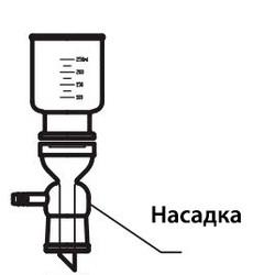 Насадка с фильтром S2 для аппарата для фильтрации