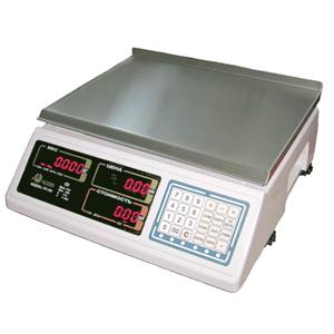 Торговые весы Acom PC-100E-6