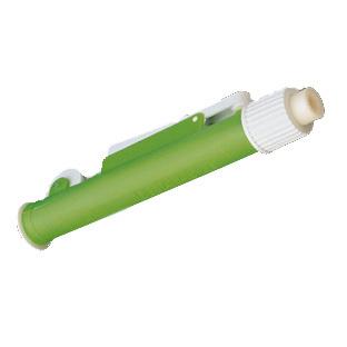 Пипетатор поршневой пластиковый, до 10 мл