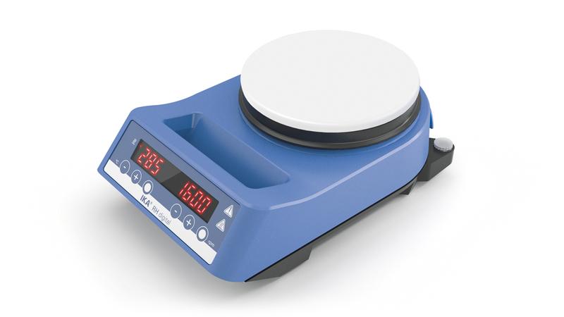 IKA RH digital white магнитная мешалка с нагревом