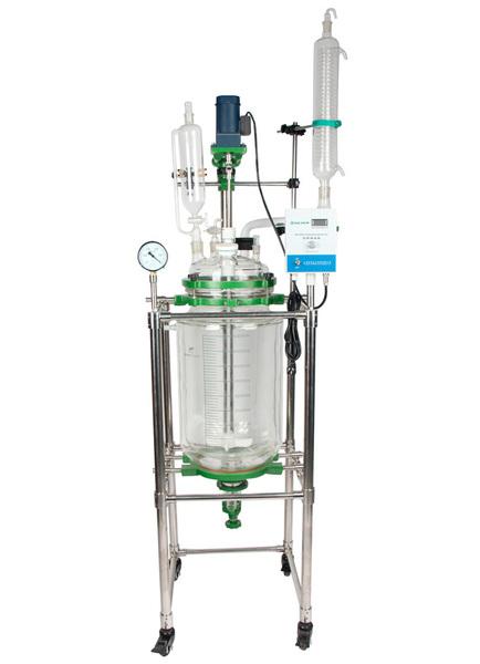 Лабораторный реактор JGR3, 5 литров