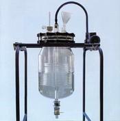 Стандартный реактор с уплотнением ПТФЕ, с электродвигателем и вариатором