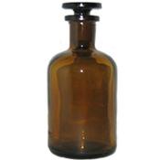 Склянка для реактивов на 250 мл из темного стекла