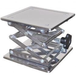 Столик подъемный лабораторный 150x150 НЖ