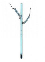 Термоконтактор ТК-1П, -20...+70 °С, ртутный стеклянный прямой