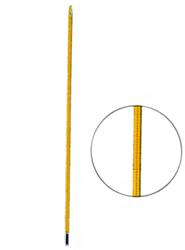 Термометр для определения температуры при определении содержания масла в твердых парафинах ТИН-13