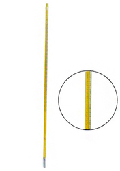 Термометр для испытания нефтепродуктов ТИН-14