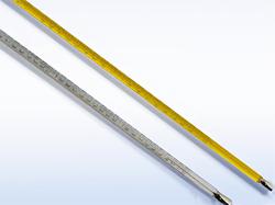 Термометр для измерения температуры при определении фракционного состава ТИН-4, исп. 1