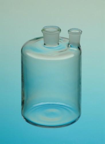 Бутыль Вульфа с 2 горловинами, 10000 мл, без крана