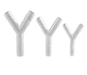 Переходник Y-образный, нар. диаметр 6 мм
