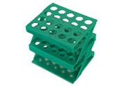 Штатив ШПМ-20 для мерных пипеток на 20 гнезд