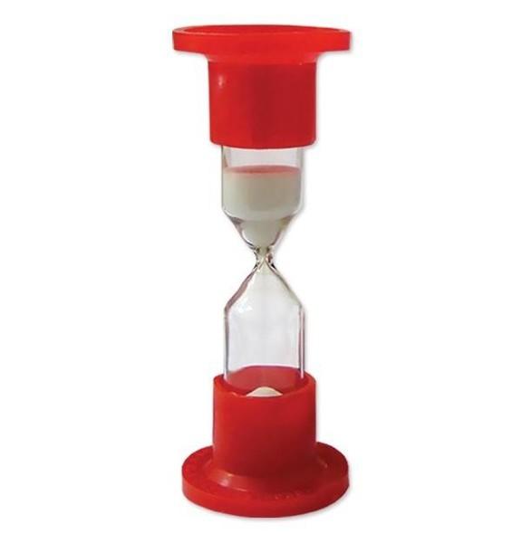 Часы песочные 20 мин стеклянные
