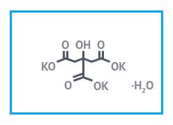 Калий лимоннокислый 3-замещенный пищевой Е332