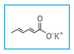 Калий сорбиновокислый (сорбат) пищевой Е202