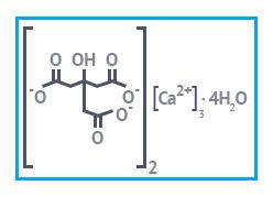 Кальций лимоннокислый 3-зам. 4-вод. Пищевой Е333