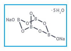 Натрий тетраборнокислый, 5-водн.