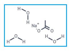 Натрий уксуснокислый 3-вод. (ацетат)