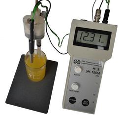 pH-метр-милливольтметр pH-150MП