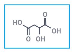 Яблочная кислота (DL) Е296
