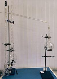 Штатив лабораторный самогонный домовенок 1 самогонный