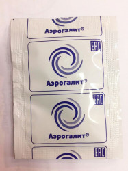 Соль пищевая, марки «Аэрогалит», пакет саше, упаковка 200 шт